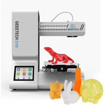 Geeetech MINI 3D Printer E180 High Precision Wifi Function Portable 3D Printer Touch Screen