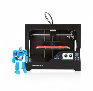 Geeetech GiantArm D200 Large Volume Cloud-Based FDM 3D Printer